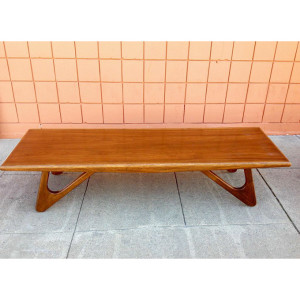 Pearsall coffee table at midcenturysanjose