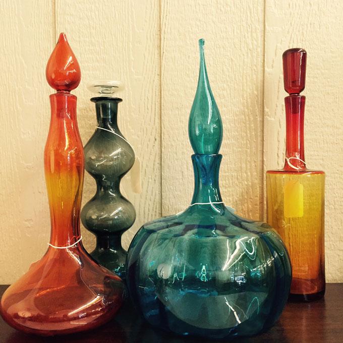 Blenko glassware midcenturysanjose.com