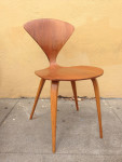 Cherner plywood chair by Plycraft
