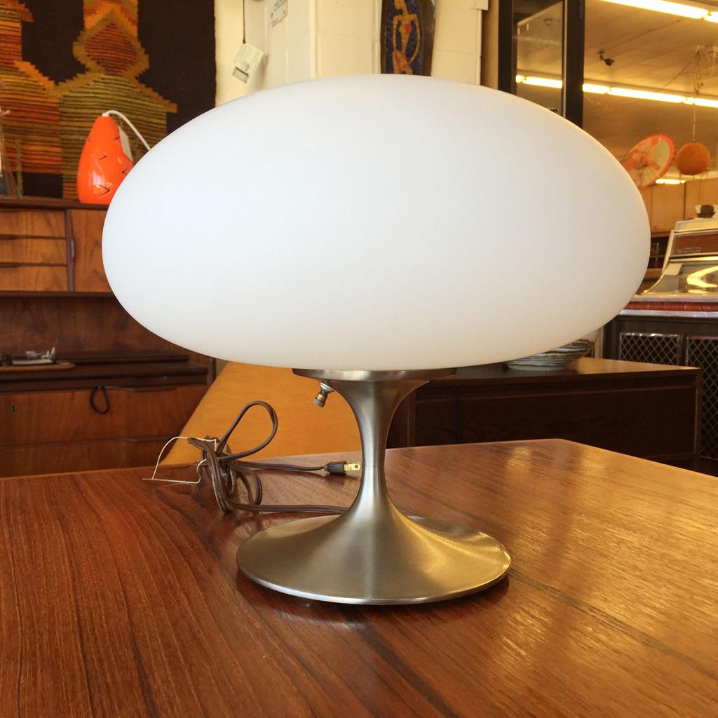 Laurel Mushroom Table Lamp Sold Midcenturysanjose