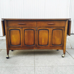 Broyhill Premier Emphasis Bar Sideboard