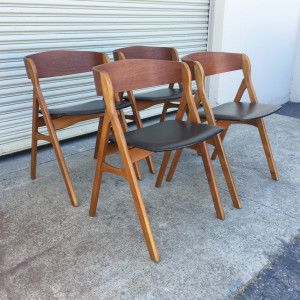 Fredly Mobelfabrik chairs