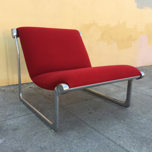 Knoll lounge chair 2011