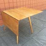 Paul McCobb drop leaf table