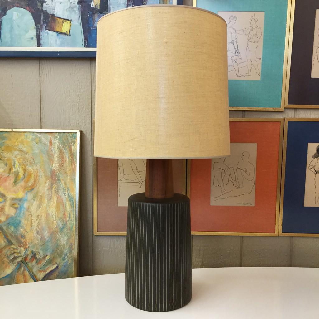 Huge Martz Marshall Table Lamp