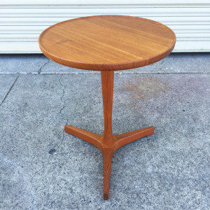 Hans Andersen Artex Teak Side Table