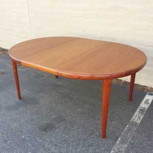 VV Mobler Teak Dining Table