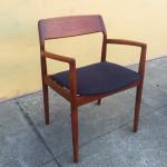 Moller teak dining chair