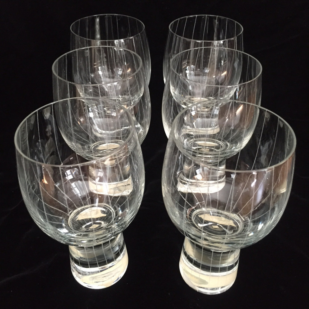 Raymor Wine Glasses