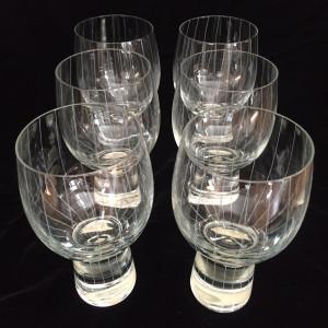 Raymor Wine Glasses