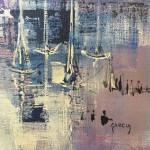 Danny Garcia Citiscape Painting