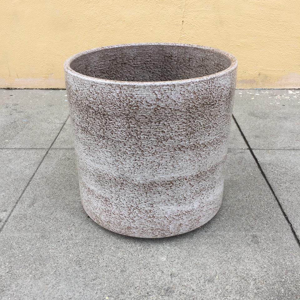 Huge XL Gainey Ceramic Planter