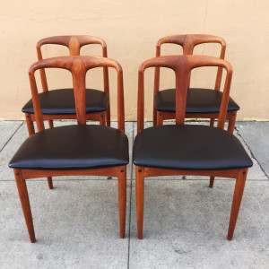 Johannes Andersen Juliane Chairs