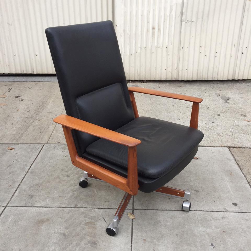 Sibast Teak Desk Chair