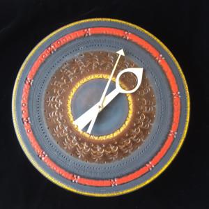 Bitossi Meridian Clock