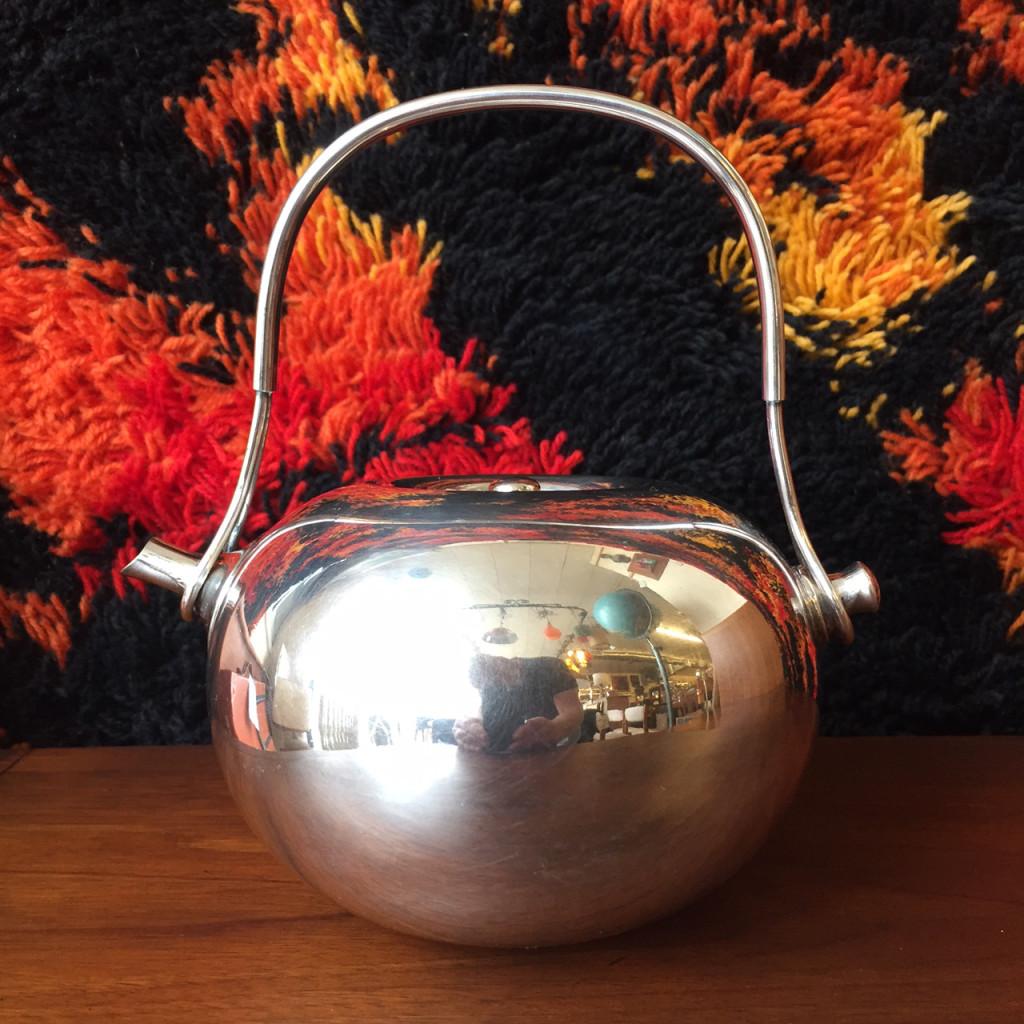 Dansk Vivianna Torun Silverplate Teapot