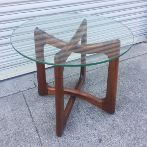 Pearsall Ribbon Side Table