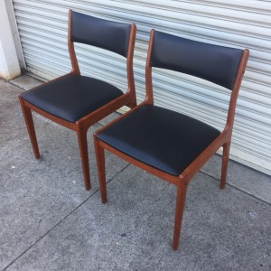 Uldum Teak Chairs