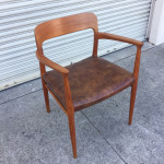 J Moller 57 arm chair