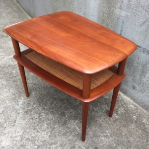 Peter Hvidt France and Son Teak Table