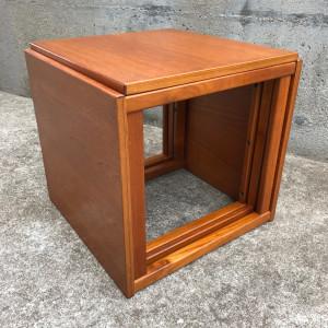 Kai Kristiansen Nesting Cube Tables