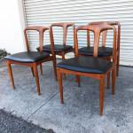Andersen Juliane Uldum Dining Chairs