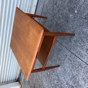 Hans Andersen Danish Modern Teak End Table